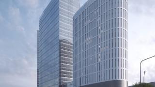 Elastyczna przestrzeń biurowa w kompleksie The Warsaw HUB