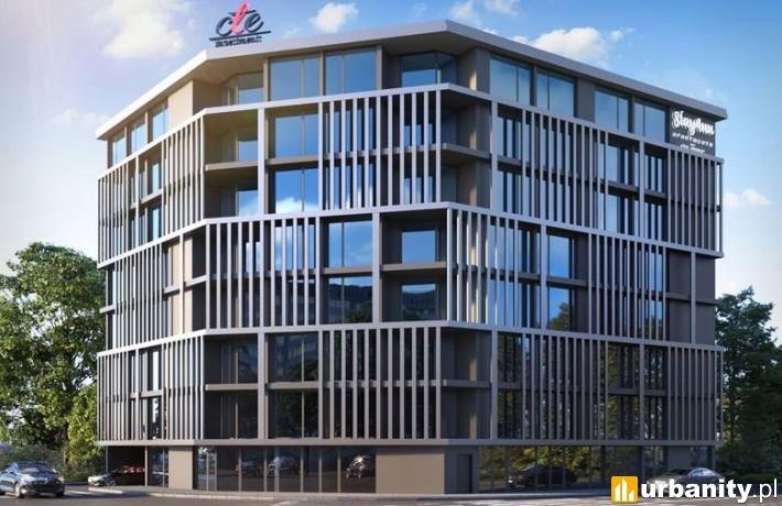 Projekt inwestycji Aparthotel StayInn Apartments we Wrocławiu