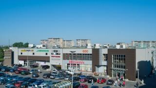 Rozbudowa Centrum Handlowego MAX w Chrzanowie