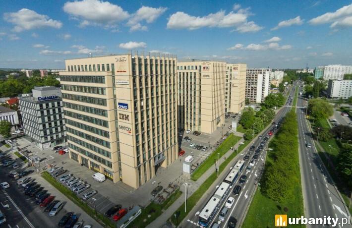 Park biurowy Korona Office Complex w Krakowie