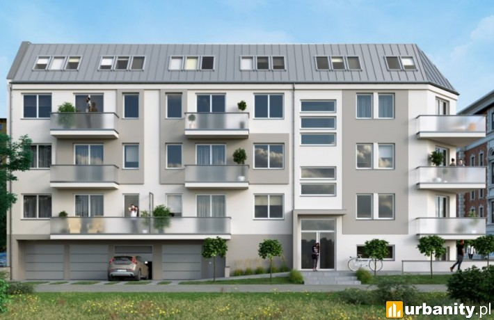 Tak wyglądał będzie budynek Leonarda 8 w Poznaniu