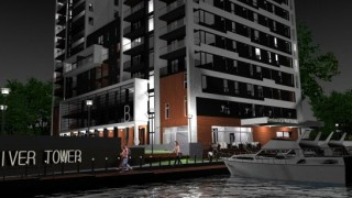 Ruszyła budowa inwestycji River Tower w Bydgoszczy