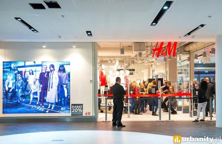 Salon H&M w Galerii Emka
