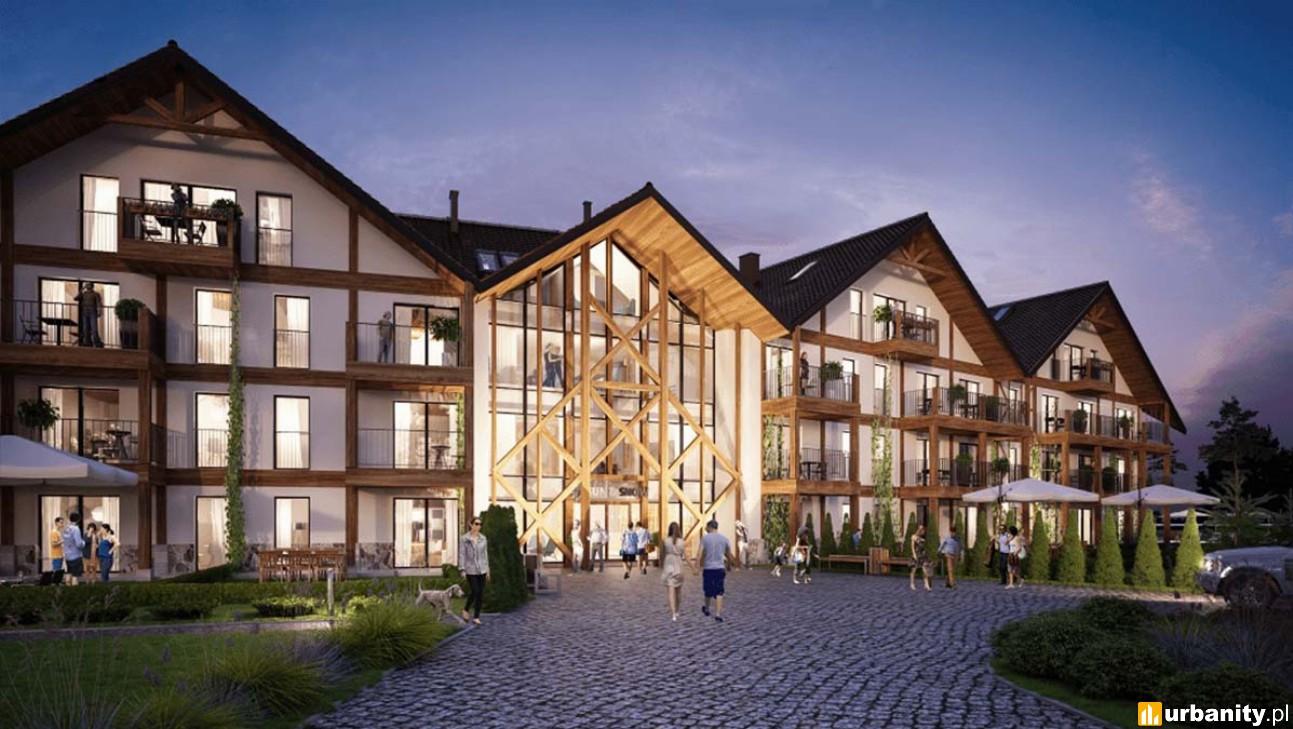 Na Mazurach powstaje pensjonat z Fińskim Centrum Rehabilitacji Kręgosłupa