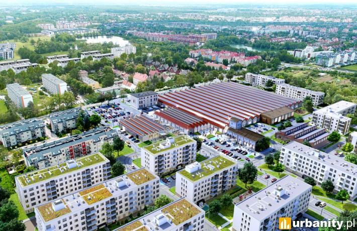 Centrum Stabłowicka - wizualizacja