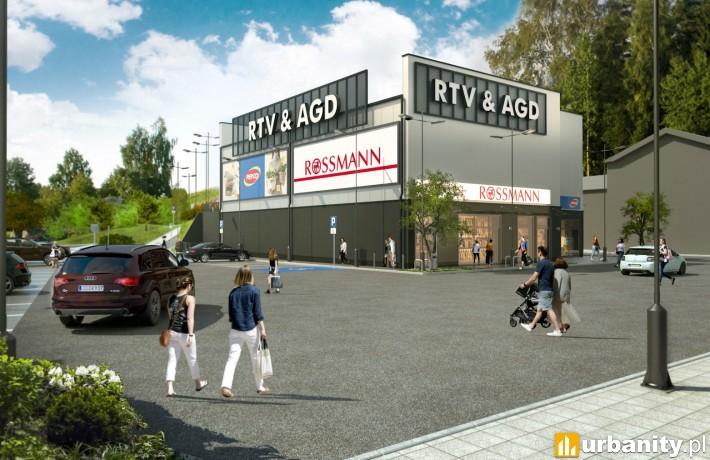 EDS Retail Park Opatów