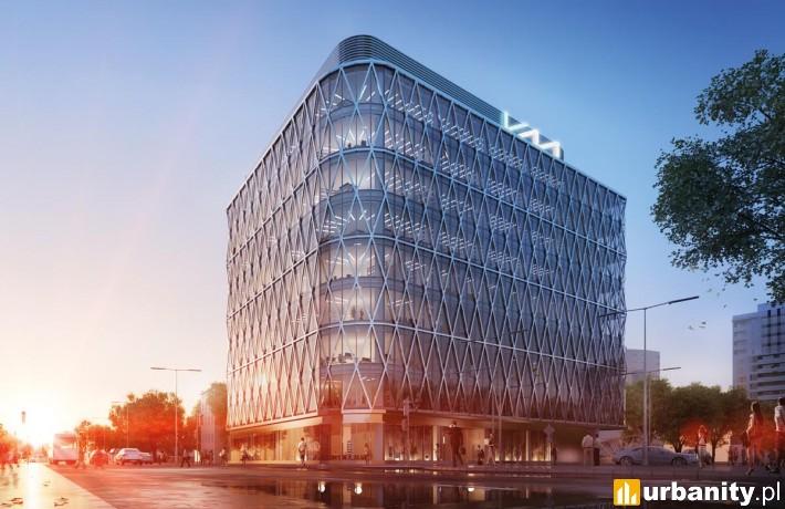 Biurowiec Villa Metro Business House na warszawskim Mokotowie