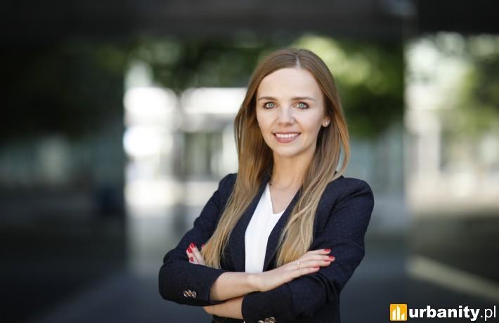 Anna Maroń, analityk w Dziale Doradztwa i Badań Rynku w Colliers International.