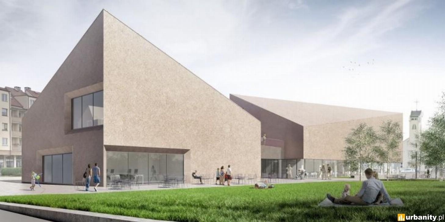 Ważna inwestycja w sferze kultury w Szczecinie. Będzie to najnowocześniejszy tego typu obiekt w mieście