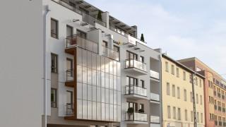 Projekt budynku Sielska14 w Poznaniu