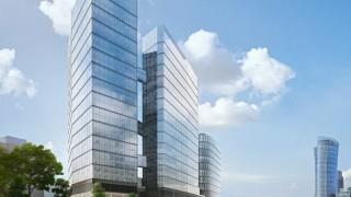 Najnowsza wizualizacja kompleksu The Warsaw Hub