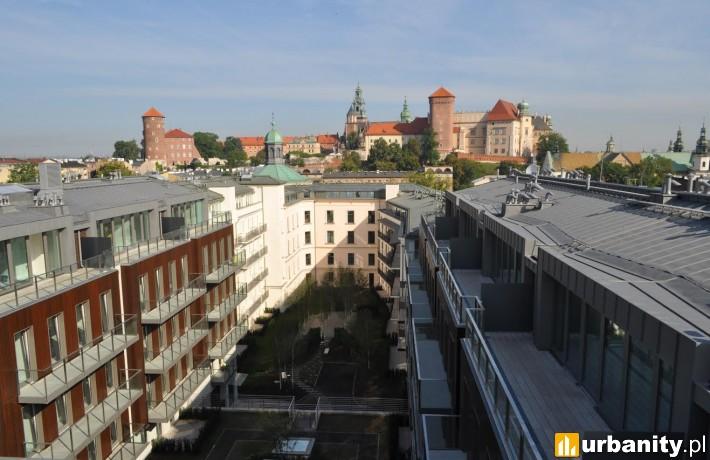 Zakończona inwestycja Angel Wawel w Krakowie