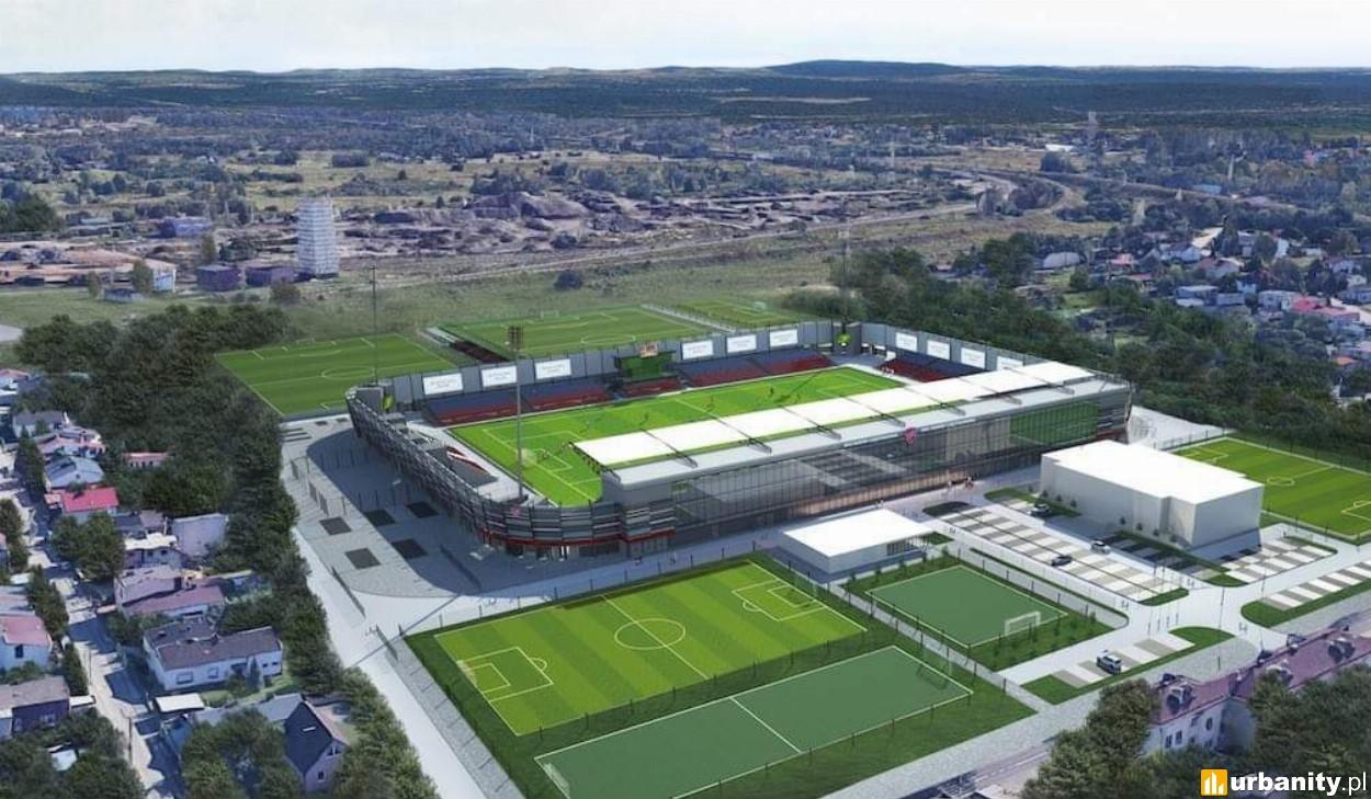W Częstochowie zmodernizowany zostanie stadion piłkarski