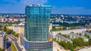 Hanza Tower w Szczecinie
