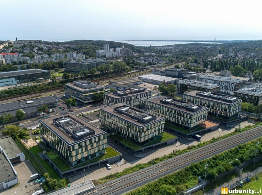 Lider sektora IT na dłużej w Łużycka Office Park w Gdyni