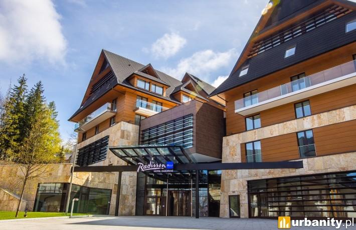 Hotel Radisson Blu H&R w Zakopanem