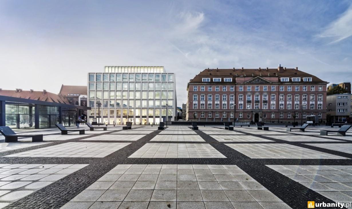 Szwedzi wynajmują biuro we wrocławskim Nowym Targu