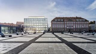Projekt biurowca Nowy Targ we Wrocławiu