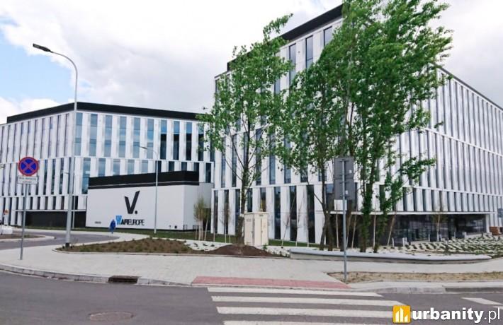 Biurowiec V.Offices w Krakowie
