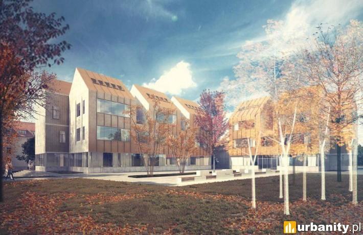 Projekt Centrum Badań i Konserwacji Dziedzictwa Kulturowego w Toruniu