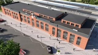 Nowy dworzec kolejowy w Siedlcach