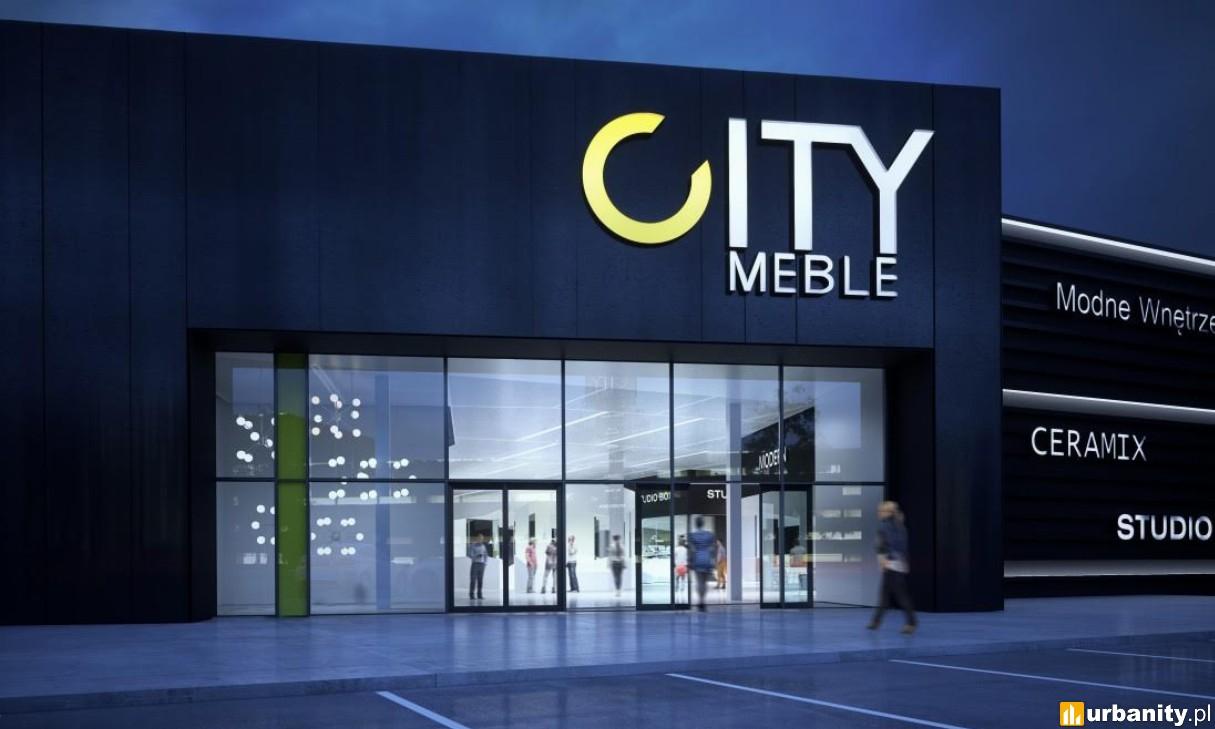 Meble I Wyposazenie Wnetrz W Otwartej Galerii Wnetrz City Meble