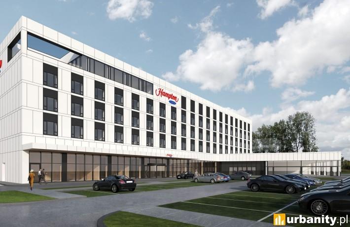 Hampton by Hilton Poznań Swarzędz