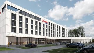 Pod Poznaniem powstaje kolejny hotel Hampton by Hilton