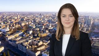 Martyna Balcer, Associate Director w dziale reprezentacji najemców biurowych w firmie Cresa Polska.