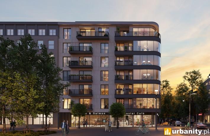Apartamentowiec Plac Kaszubski
