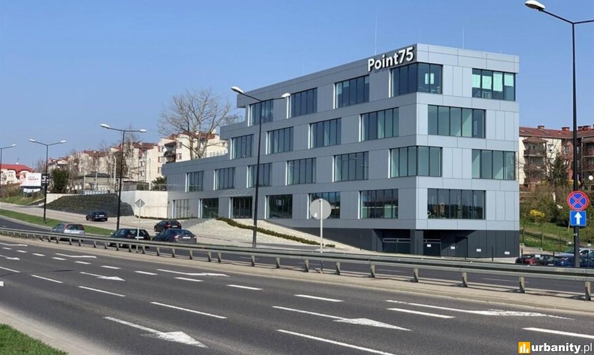 Strabag zajmuje prawie cały Point 75 w Lublinie