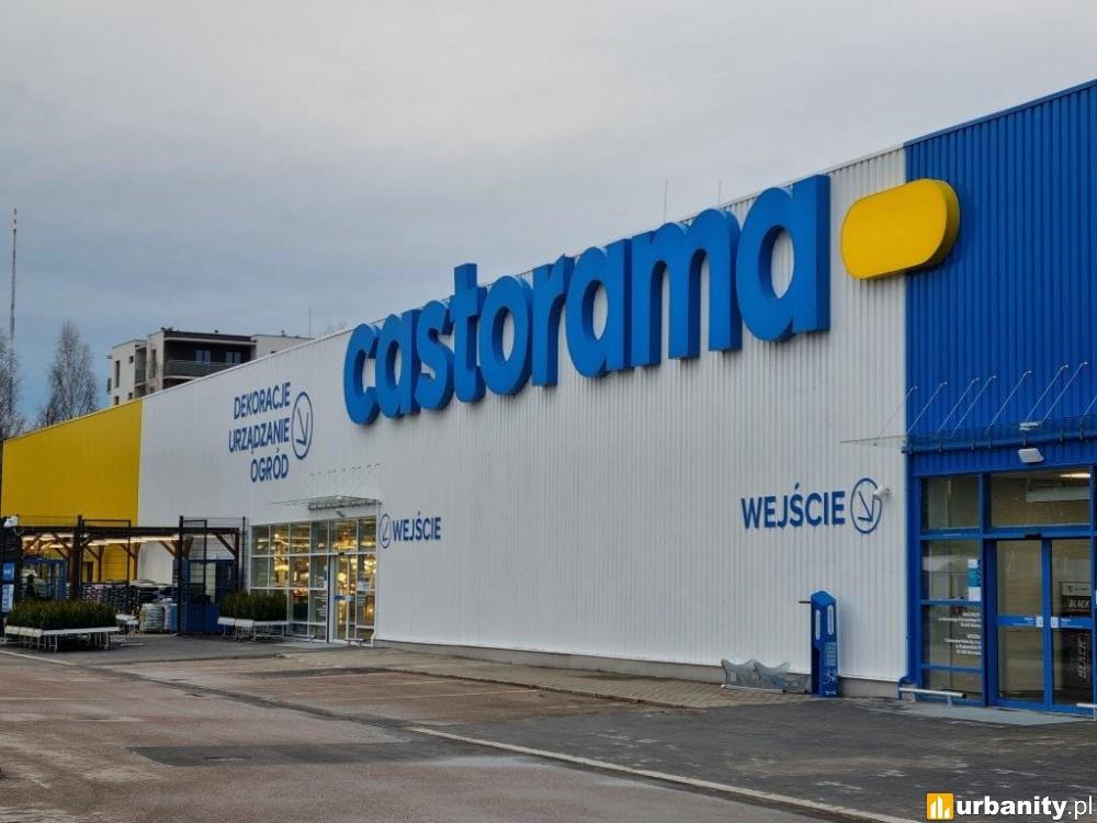 Gotowa Castorama w Olsztynie. Oficjalne otwarcie obiektu
