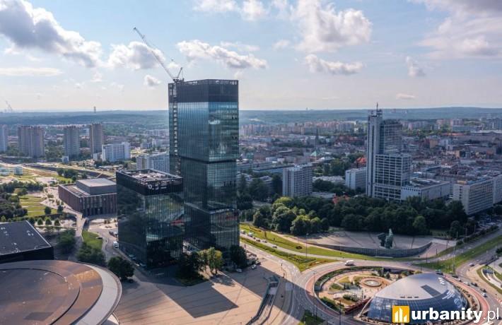 Kompleks .KTW w Katowicach (fot. TDJ Estate)