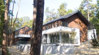 Do użytku oddano niewielki ośrodek szkoleniowy pod Warszawą