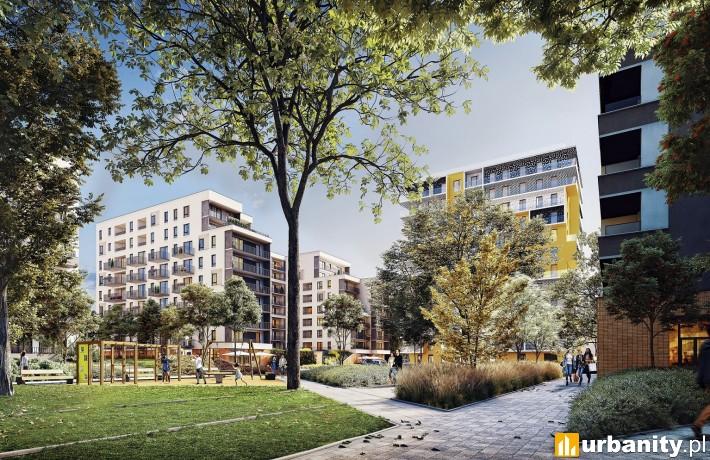 Kompleks Soho w Warszawie - inwestycja firmy Yareal