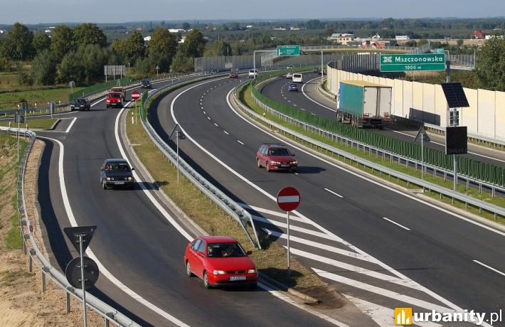 Odcinek drogi ekspresowej S7