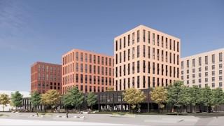 Projekt kompleksu wielofunkcyjnego w Katowicach