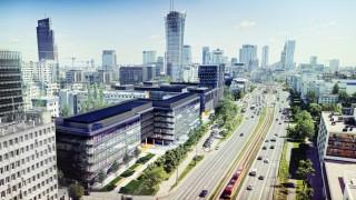Tak wyglądał będzie kompleks biurowy firmy Yareal w Warszawie
