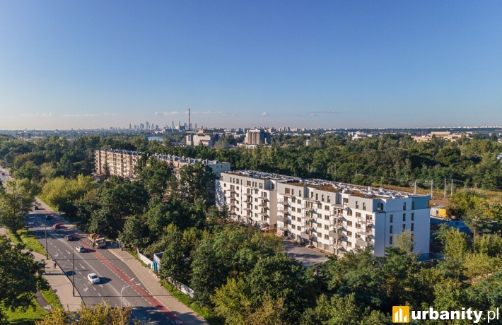 Osiedle Foret w Warszawie (fot. Maciej Lulko)
