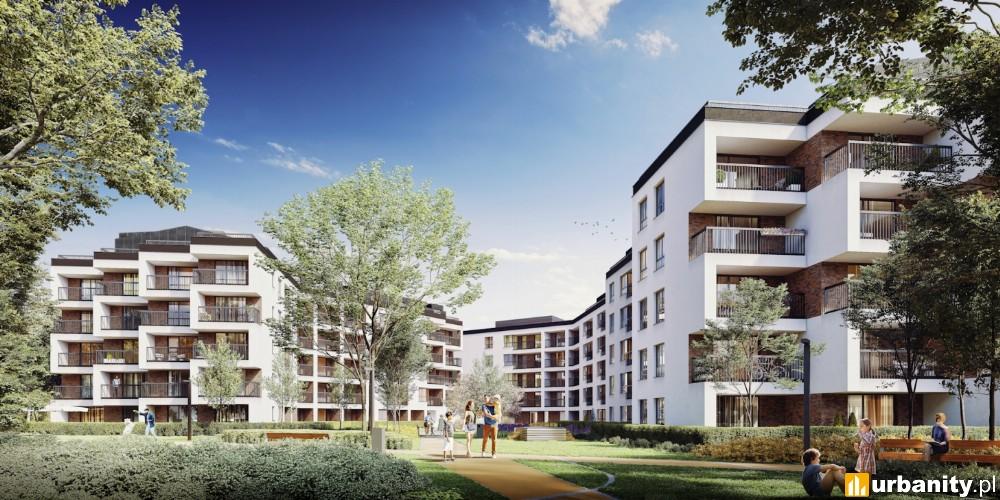 Na Bielany - nowe osiedle na Młocinach z pozwoleniem na budowę
