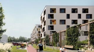 Projekt nowego osiedla firmy Greenfields w Płocku