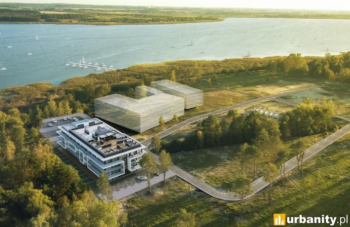 Sea & Lake w Mielnie - wizualizacja