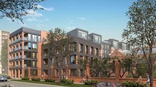 Tak wyglądać będzie Centrum Praskie Koneser - część mieszkalna