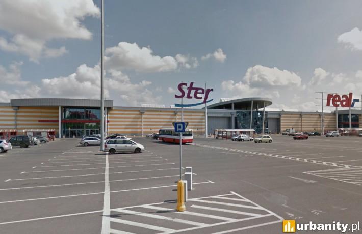 Centrum handlowe Ster w Szczecinie