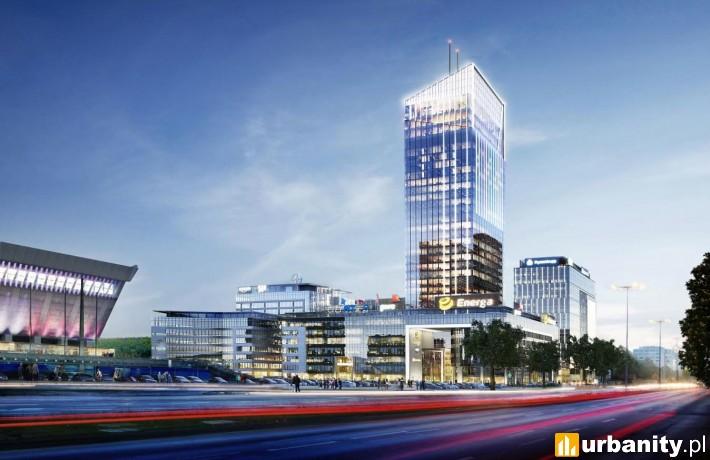 Tak wyglądał będzie biurowiec Olivia Star w Gdańsku