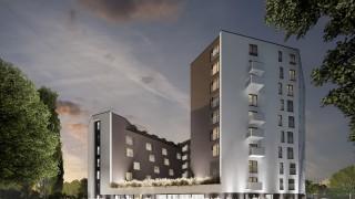 Bliska Residence - wizualizacja