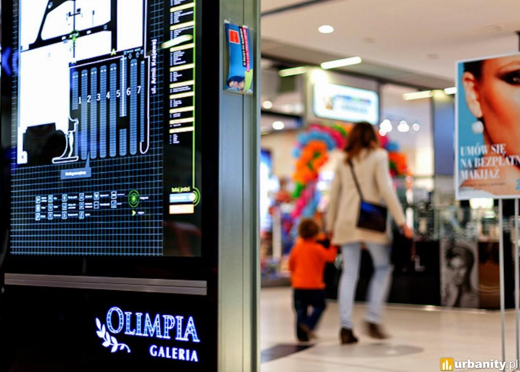 Echo planuje rozbudowę Galerii Olimpia w Bełchatowie