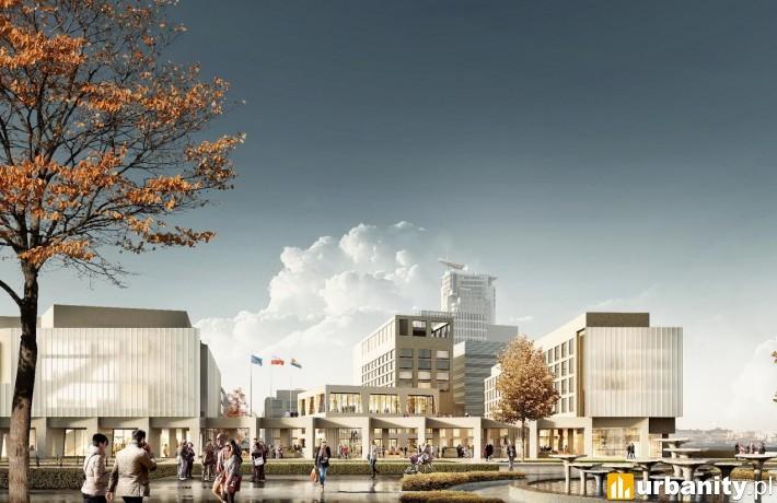 Koncepcja drugiego etapu inwestycji Gdynia Waterfront