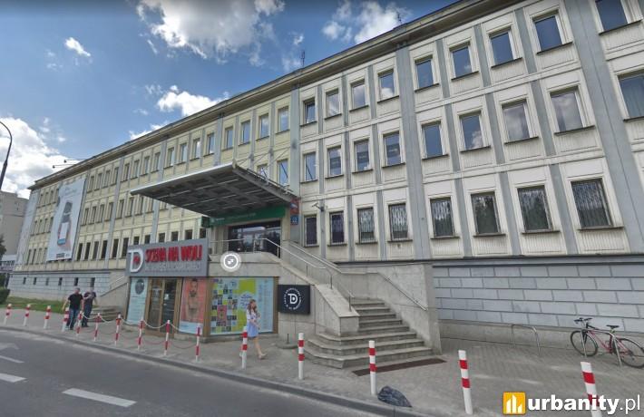 W tym budynku mieściła się będzie scena Teatru Żydowskiego (fot. googlemaps)
