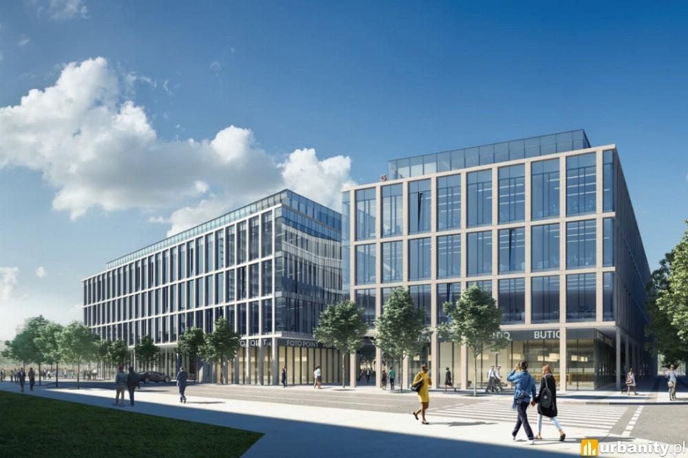 Wkrótce budowa Marina Office oraz dwóch innych projektów PHN